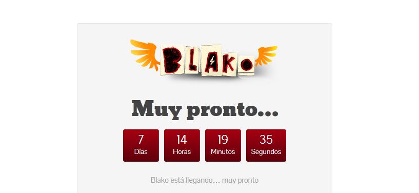 Una semana para el estreno de BlaKO